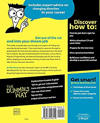 Job Hunting and Career Change All-In-One For Dummies: Rob