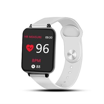 QSJWLKJ Relojes Inteligentes Deportes Impermeables para ...