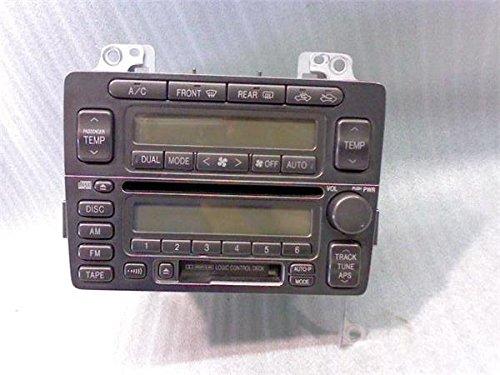トヨタ 純正 プログレ G10系 《 JCG10 》 CD P80900-17008681 B073HDT5CC