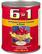Heinz 6-in-1 All Purpose Ground Tomatoes, 2.84L Can