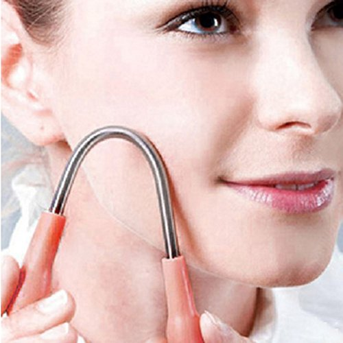 5pcs New Spring Facial Hair Remover Pull Faces Delicate Beauty Epilator Depilation Shaving