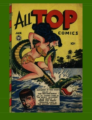 All Top Comics #9: Top Comics January 1948 pdf