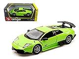 Bburago Lamborghini Murcielago Diecast Model Car (1/24 Scale)