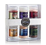 Salts of the World Colection Gift Pack
