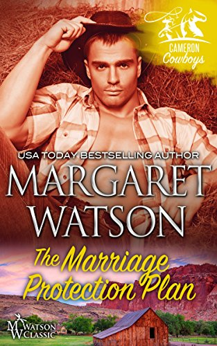 The Marriage Protection Plan (Cameron Cowboys Book 5)