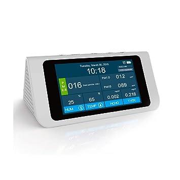 METTE Medidor de Calidad del Aire, Detector, formaldehído Multifuncional (HCHO) / PM2