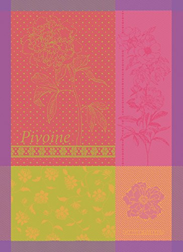 garnier-thiebaut-pivoine-peony-22-by-30-french-kitchen-towel-100-two-ply-twisted-cotton-cotton-made-