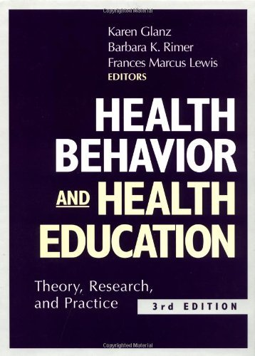 Health Behavior &Health Education, Theory Research &Practice - 3rd edition ebook