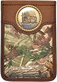 Custom Badger Praying Cowboy Church Realtree AP Camo Money Clip