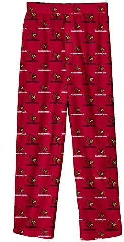 Outerstuff NCAA Loungehose für Jungen, Team-Logo