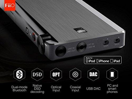 Rent to Own Fiio Q5 Bluetooth Aptx And Dsd-Capable Dac