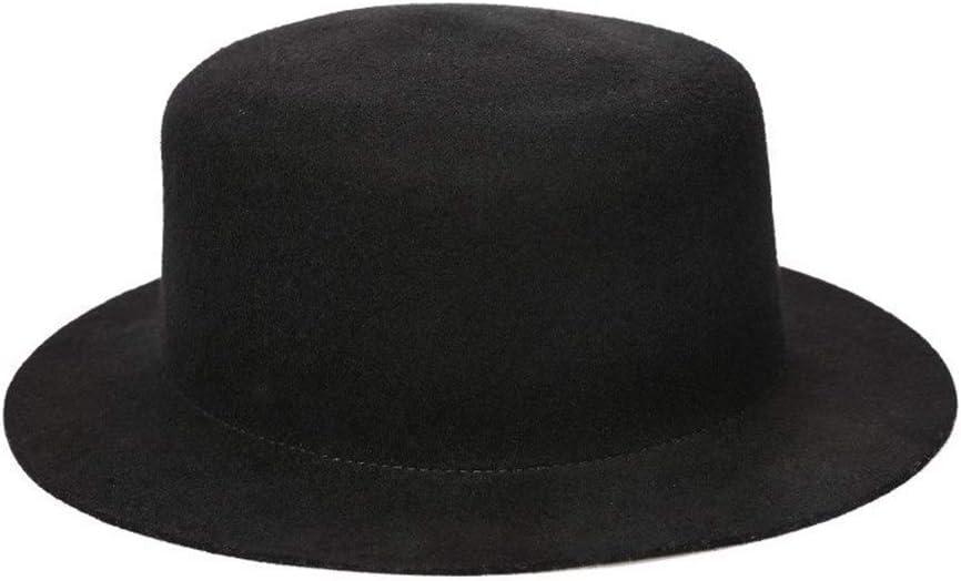 Hat Autumn Winter Wool Hats...