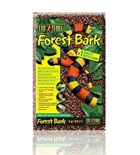 Exo Terra Reptile Bark, 8-Quart