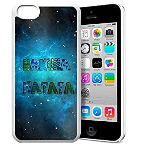 diy phone caseAfrica Ancient Proverb HAKUNA MATATA Color Accelerating Universe Star Design Pattern HD Durable Hard Plastic Case Cover for iphone 6 plus 5.5 inchdiy phone case