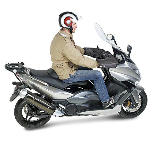 Manchons moto Honda Forza NSS 300 Givi TM418 noir