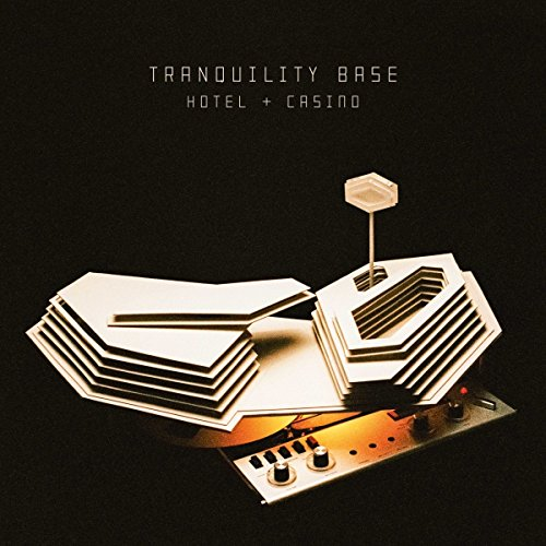 CD : Arctic Monkeys - Tranquility Base Hotel & Casino (CD)