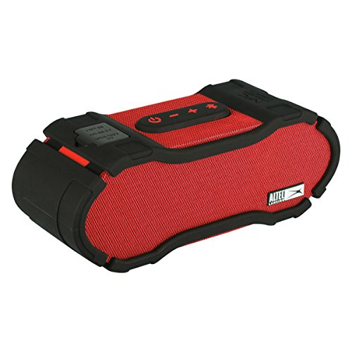 Altec Lansing IMW678 RED Waterproof Ultra Portable