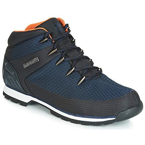 Timberland Euro Sprint Hiker Mens Boots Navy