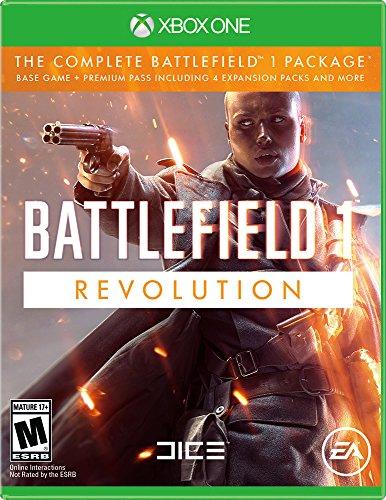 Battlefield 1 Revolution Edition - Xbox - Nj Outlets Premium In