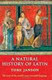 img - for A Natural History of Latin book / textbook / text book