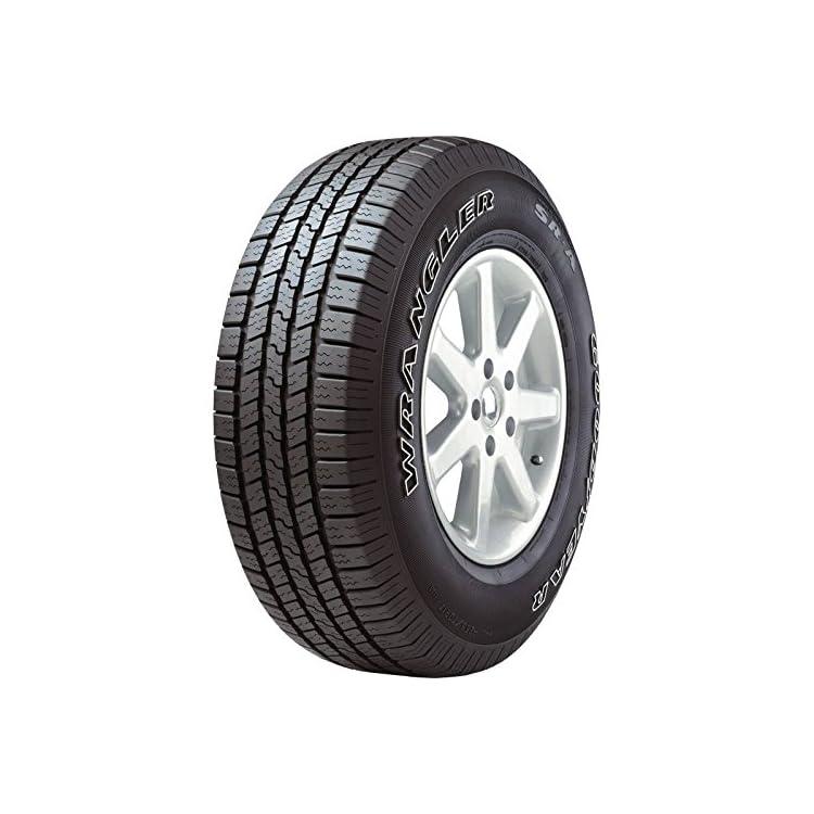 Goodyear Wrangler SR-A Radial Tire – 265/60R18 109S