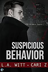 Suspicious Behavior (Bad Behavior Book 2)