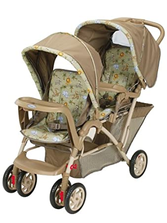 Graco DuoGlider Stroller Tango In The Tongo Discontinued By Manufacturer