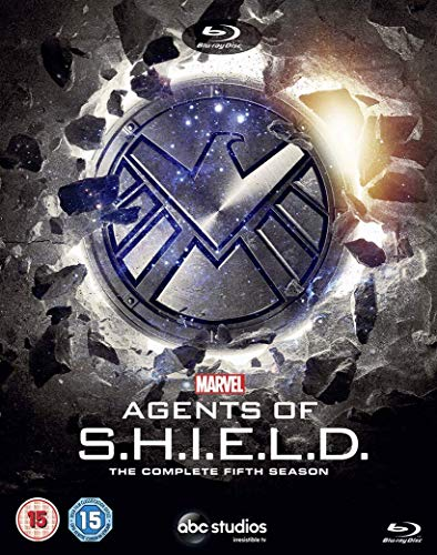 - Marvel's Agents Of S.H.I.E.L.D. SEASON 5 LIMITED EDITION [BLU-RAY] [2018] [Region Free]