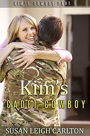 book cover of Kim\'s Cadet Cowboy