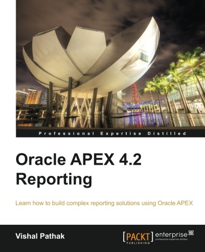 Read Online Oracle APEX 4.2 Reporting PDF