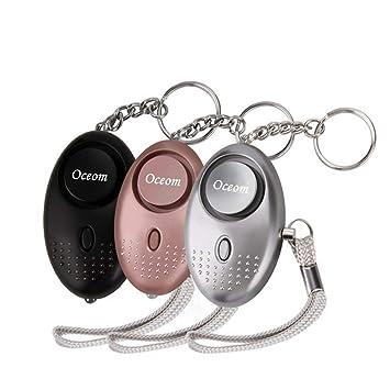 Sistema de alarma personal de emergencia, Oceom 140 dB ...