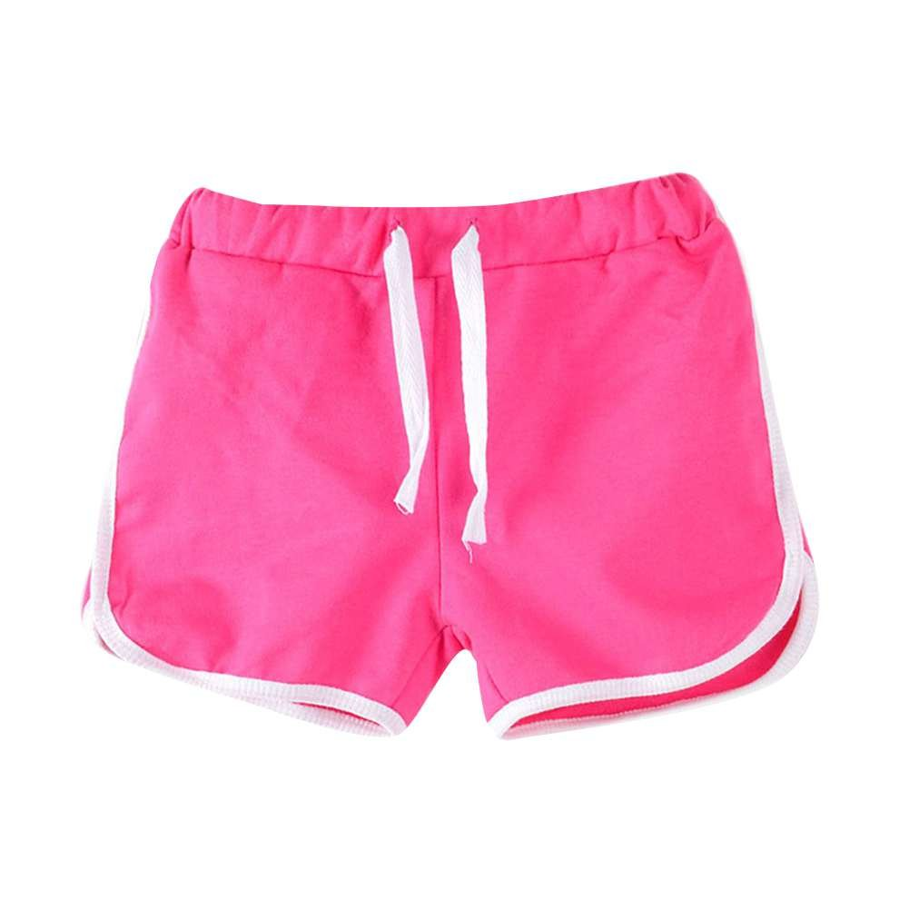Yalatan Unisex Baby Jungen M/ädchen Short Sweat Sommer Shorts Toddler Girls Boys Summer Bloomers
