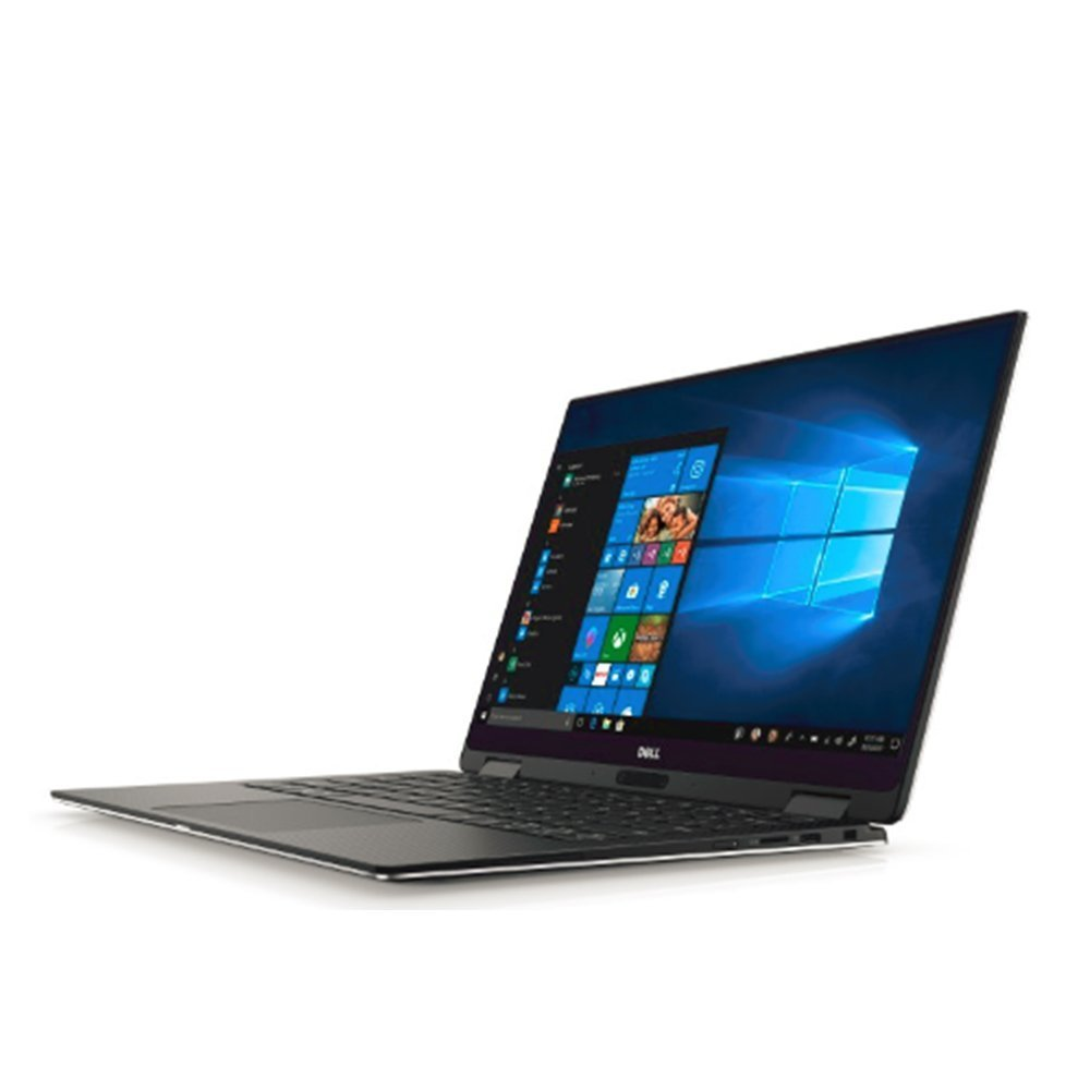 "2018 Flagship Dell XPS 13.3"" Full HD Touchscreen 2-in-1 Laptop, Intel Core i7-7Y75 up to 3.6GHz 8GB RAM 256GB SSD 802.11ac USB-C 3.1 Thunderbolt 15hr Battery Life Backlit Keyboard MaxxAudio Pro Win 10 by Dell (Image #4)"