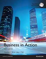 Business in Action, Global Edition, 8th Edition Front Cover