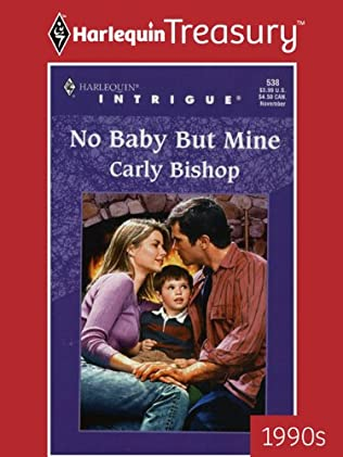book cover of No Baby But Mine