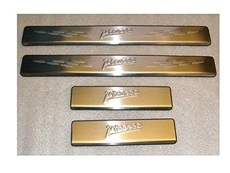 Citroen Picasso acero inoxidable placas de umbral de la puerta - Aftermarket parte -: Amazon.es: Coche y moto