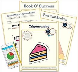 BoxO'Sat Trigonometry Test, SAT Math Practice Exam Package