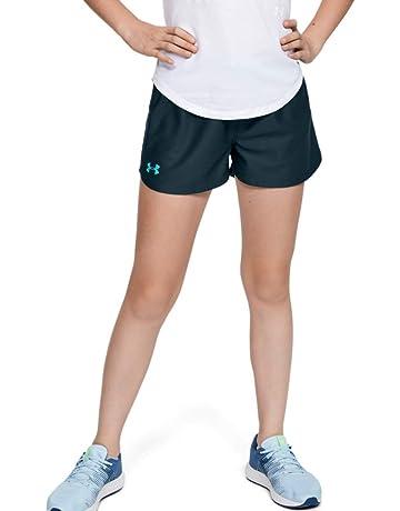 inlzdz M/ädchen Sport Shorts Panties Stretch Kurz Hose Sporthose Trainingshose Turnshorts Gymnastik Shorts Fitness Tanz Yoga Shorts Freizeithose