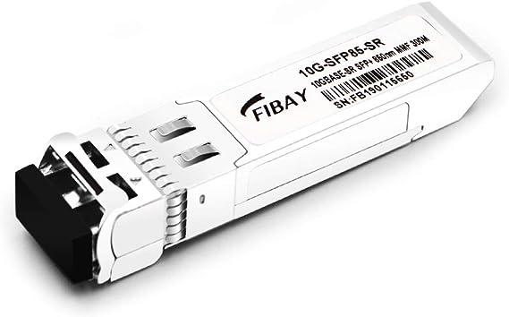 Compatible MikroTik S+85DLC03D SFP 10G SR 300M Optical Transceiver module
