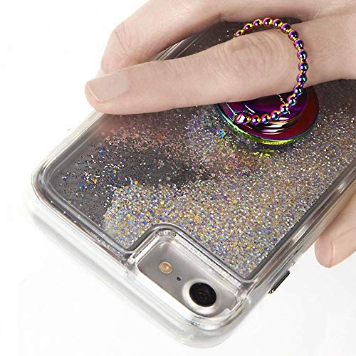Case-Mate - Phone - RINGS - Holder - Phone Grip Stand - Universal - Dotted Iridescent