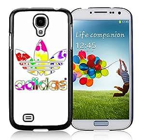 New DIY Custom Design Cover Case For Samsung Galaxy S4 I9500 i337 M919 i545 r970 l720 Adidas 29 Black Phone Case