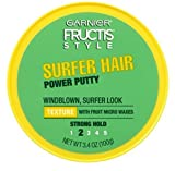 power putty mess maker - Garnier Fructis Style Surfer Hair Power Putty - Strong Hold #2 (Pack of 2)