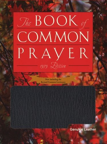 1979 Book of Common Prayer Personal Edition from Oxford University Press Incorporated