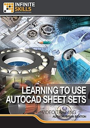 Amazon com: AutoCAD Sheet Sets [Online Code]: Software
