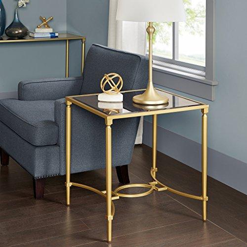 Turner Table Antique Gold below