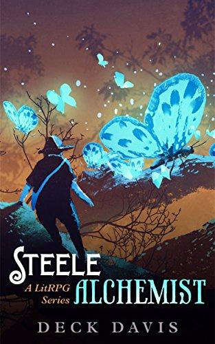 Steele Alchemist: A LitRPG Series cover