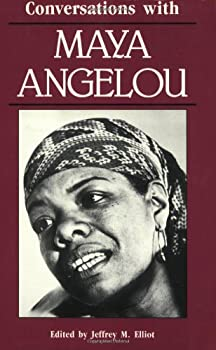 Conversations with Maya Angelou 087805362X Book Cover