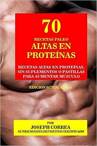 Recetas Altas en Proteínas, sin Suplementos o Pastillas para ...