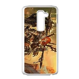 Diablo III LG G2 Cell Phone Case White 53Go-118091