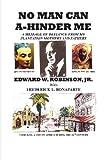 No Man Can a-Hinder Me, Edward Robinson, 1466215402